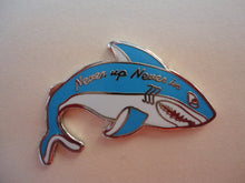 Blue & White Shark Ball Marker product pic 2