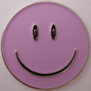 Smiley Face Purple Ball Marker product pic 1