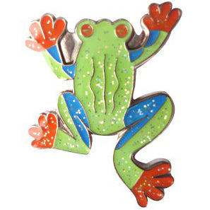 Tree Frog Ball Marker main pic