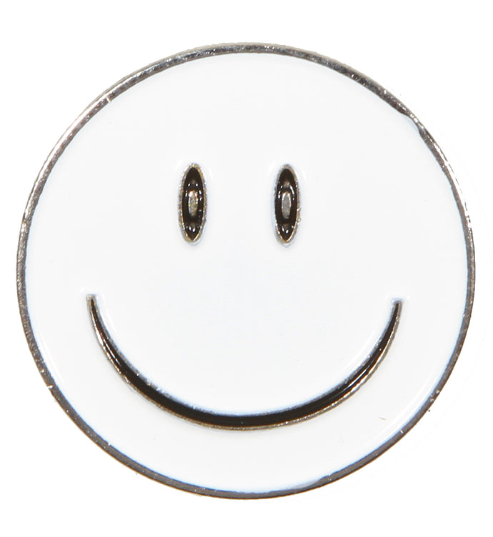 Smiley Face White Ball Marker product pic 4