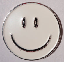 Smiley Face White Ball Marker main pic