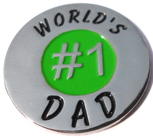 World's #1 Dad
