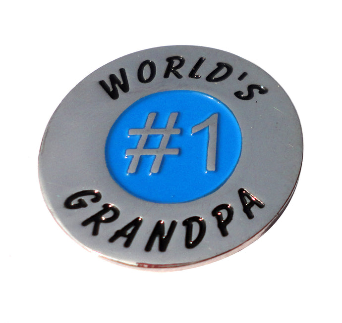 World's #1 Grandpa