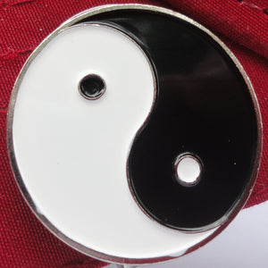 Black & White Yin Yang Ball Marker product pic
