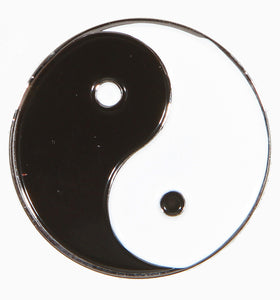 Black & White Yin Yang Ball Marker main pic