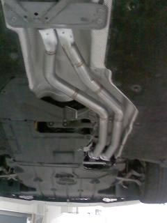 LAPTORR EXHAUST-SYSTEM for E82-135i VOL.1