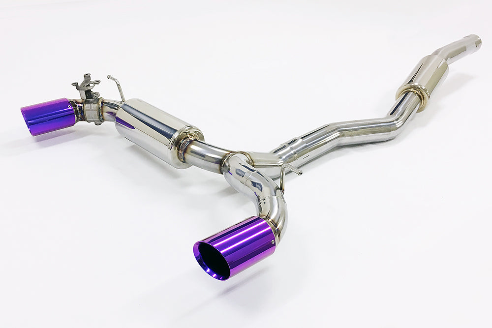 181-02201 Exhaust System F206tb for F20-M135i