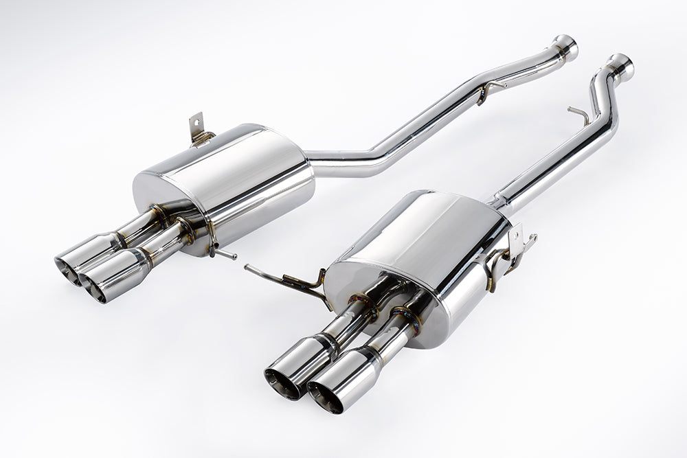 181-00200 Exhaust System  E928NA for E90/92-M3