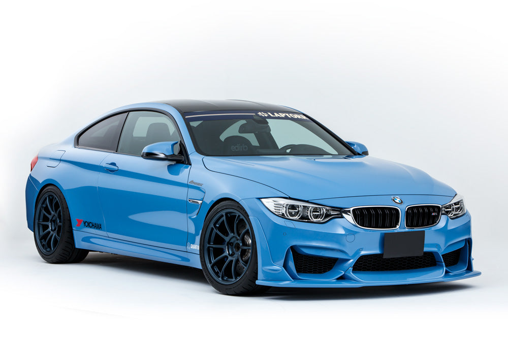 512-02101 Front Spoiler with Side Spoiler for F80/82-M3/M4