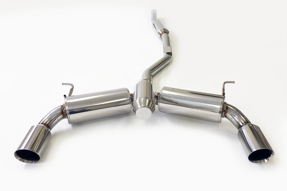 181-00814 Exhaust System F304tb for F30/32/36-320i/420i