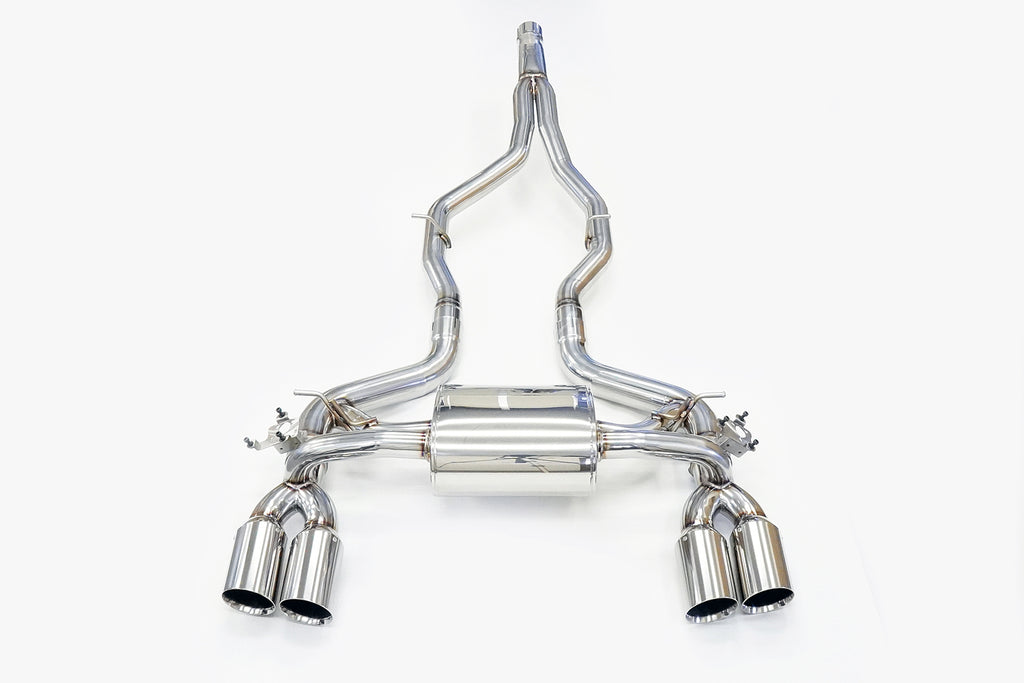 181-02211 Exhaust System F876tb for F87M2