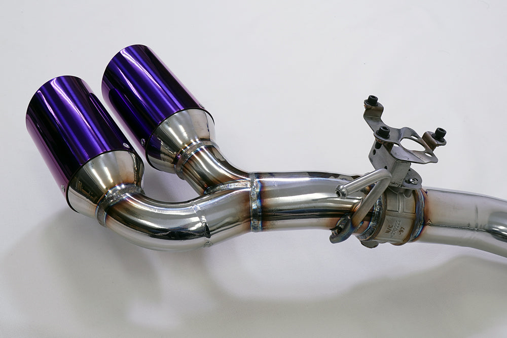 181-02721 Exhaust System G294tb for G29/Z4-20i M-SPORT