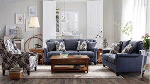 Chicago 3+2 Seaters Sofa Set - Oak Furniture Store & Sofas