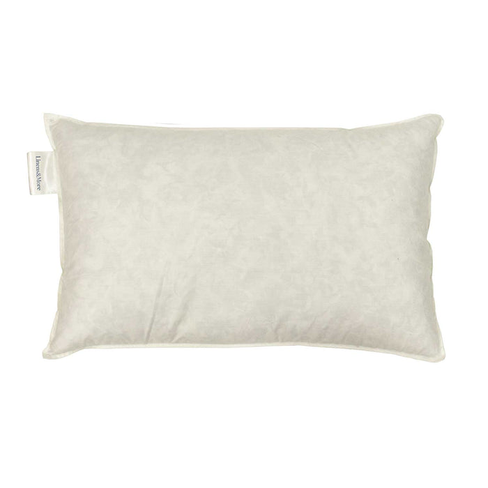 DUCK FEATHER CUSHION INNER 30X50 CM
