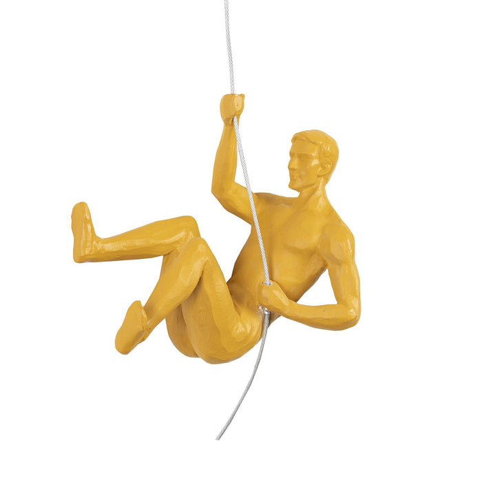 GYMNASTIC MAN RIGHT 160 X 195 X 80MM