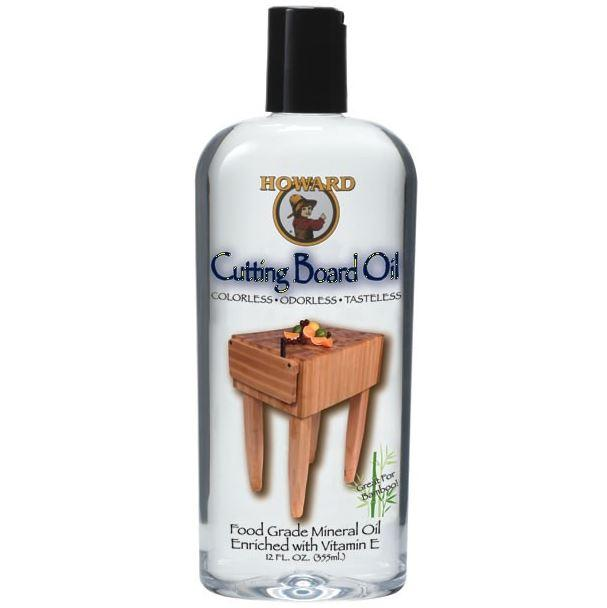 Howard Cutting Board Oil 355ml
