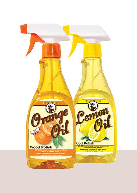 Howard Orange Oil - 480ML