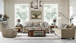 Indiana 3+2 Sofa Set - Oak Furniture Store & Sofas
