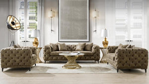 Jaddaf 3+2 Seaters Sofa Set - Oak Furniture Store & Sofas