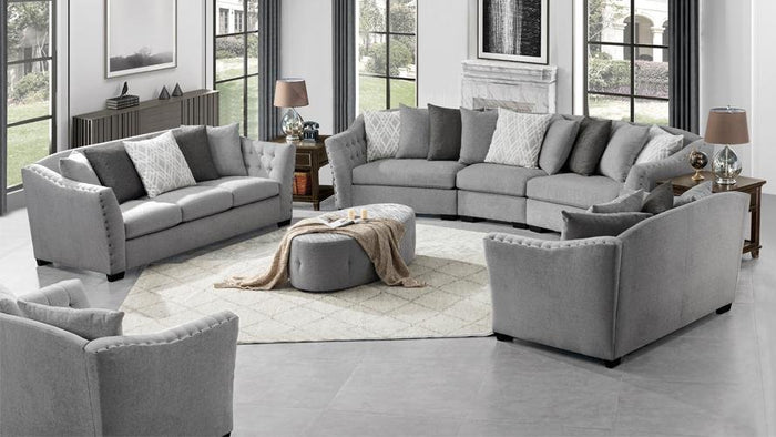 Kentucky  4+3+2 Sofa Set
