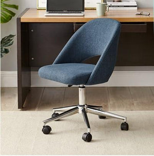 Leto Study/Home Office Chair - Oak Furniture Store & Sofas
