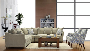Marina L Shape Sofa - Oak Furniture Store & Sofas