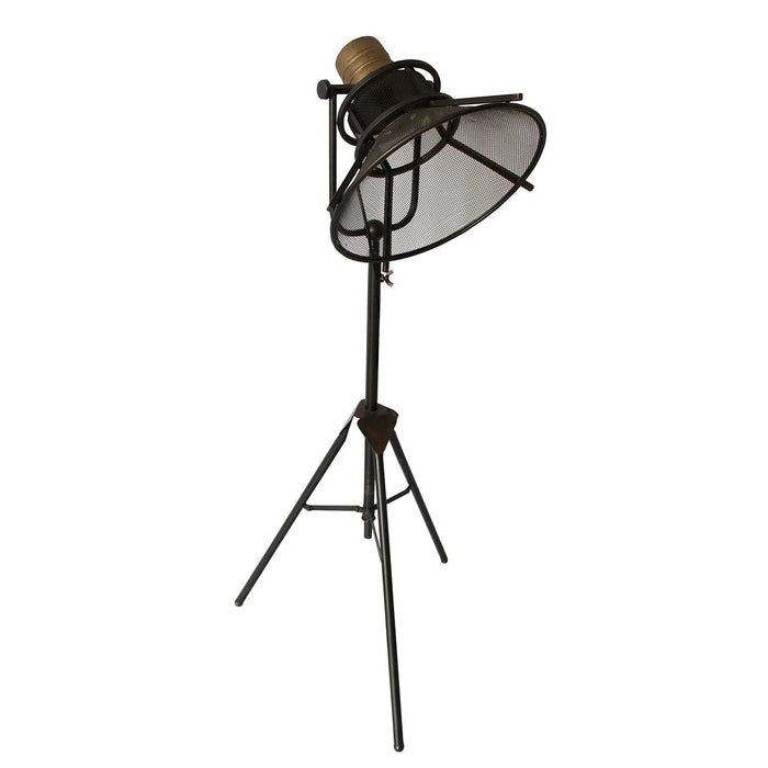 METAL TRIPOD FLOOR LAMP I