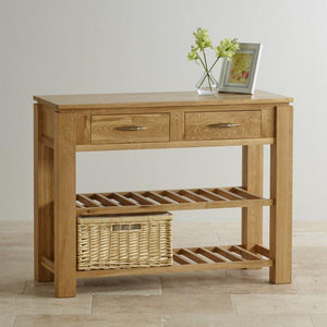 Osaka Console Table - Oak Furniture Store & Sofas