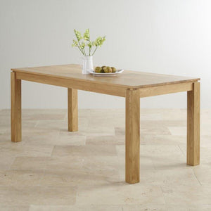 Osaka Dining Table - Oak Furniture Store & Sofas
