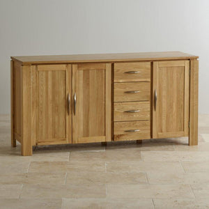 Osaka Large Sideboard - Oak Furniture Store & Sofas