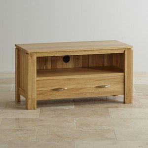 Osaka Small TV Unit - Oak Furniture Store & Sofas