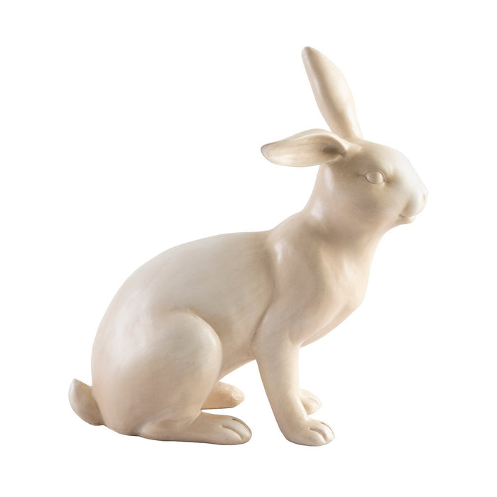 SITTING RABBIT CREAM