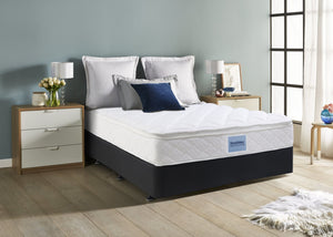 SleepMaker Charisma Firm Mattress - Oak Furniture Store & Sofas
