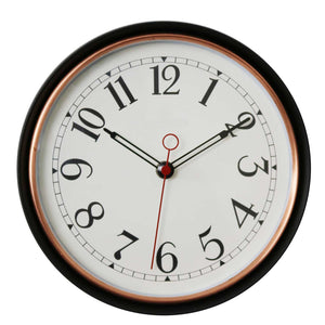 WALL CLOCK BLACK - Oak Furniture Store & Sofas