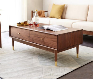 Walnut Coffee Table - Oak Furniture Store & Sofas