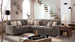 Wisconsin L Shape Sofa Set - Oak Furniture Store & Sofas