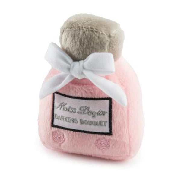 Miss Dogior Perfume Plush Toy