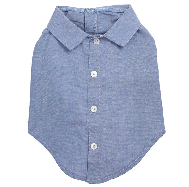 BB Collection Lil Blue Shirt - DogCrush Boutique