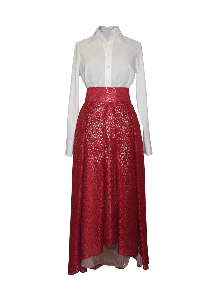 Load image into Gallery viewer, Dorothea Maxi Skirt
