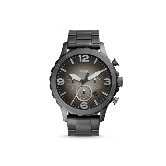 Nate Stainless Steel Watch