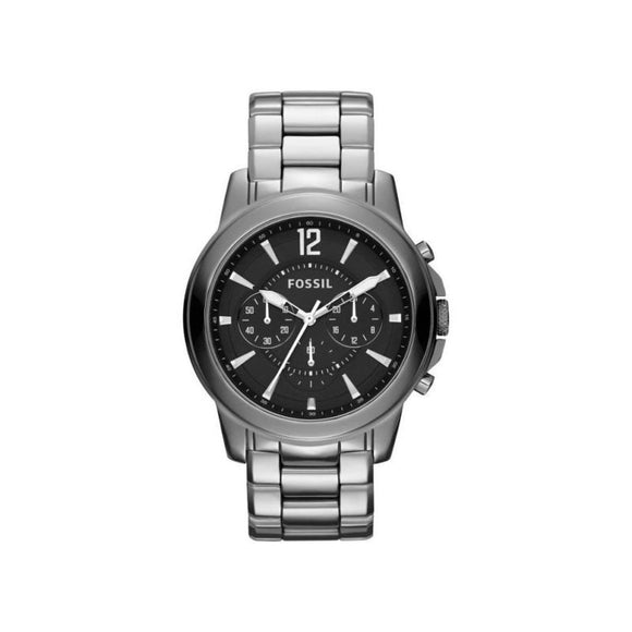 Grant Chrome Ceramic Watch
