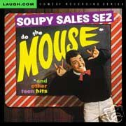 "Soupy Sales Sez ""Do The Mouse"" - CD"