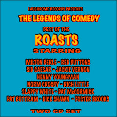 Legends of Comedy Roasts - 2 CD set