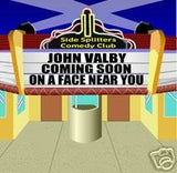 John Valby - Coming Soon on a Face Near You - CD/DVD
