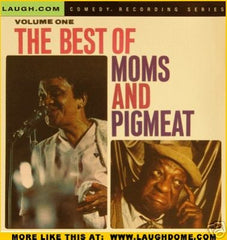 The Best of Moms Mabley & Pigmeat Markham - CD