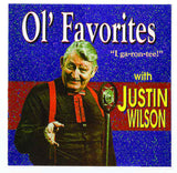 "Justin Wilson - Ol' Favorites ""I Ga-Ron-Tee"" - CD"