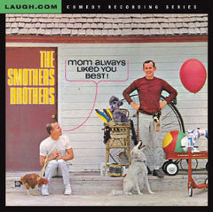 Smothers Brothers - Mom Always Liked You Best - CD
