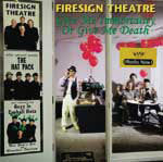 Firesign Theatre - Rare 3 CD Gift Set