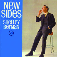 Shelley Berman - New Sides - CD