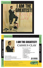 Cassius Clay/Muhammad Ali - I AM THE GREATEST! new CD